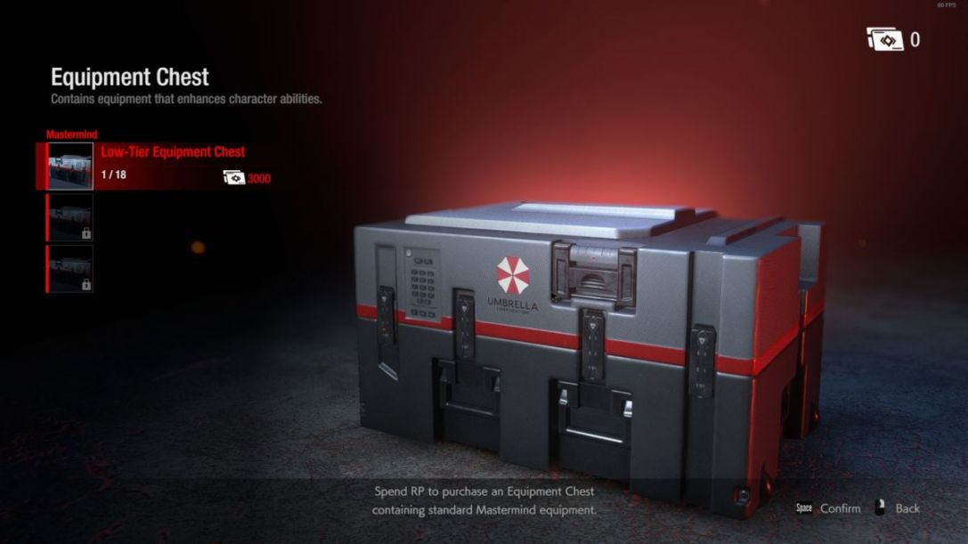 Resistance Chests