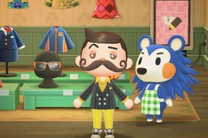 Animal Crossing new Horizons eyebrows
