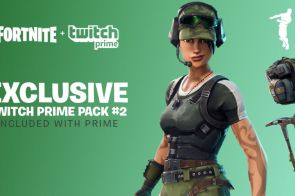 Fortnite Twitch Prime