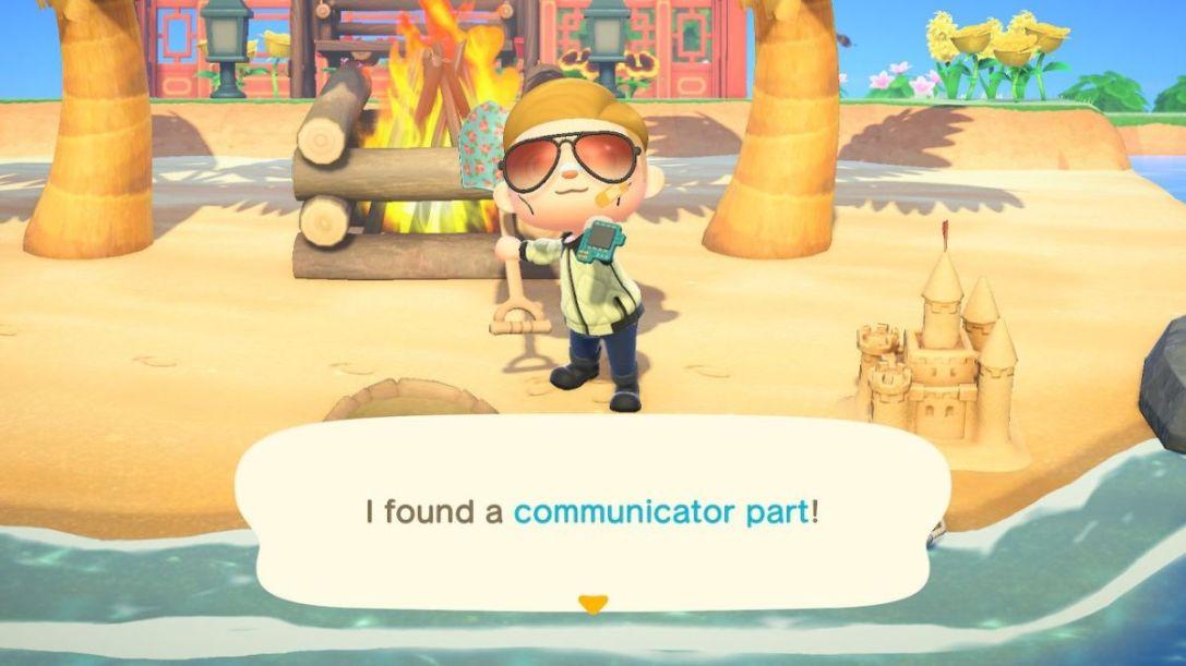 New Horizons Communicator Part
