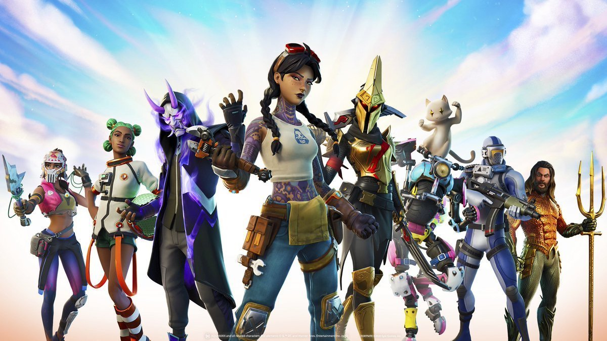 Fortnite: Chapter 2 - Season 3 Battle Pass Skins: Scuba ...