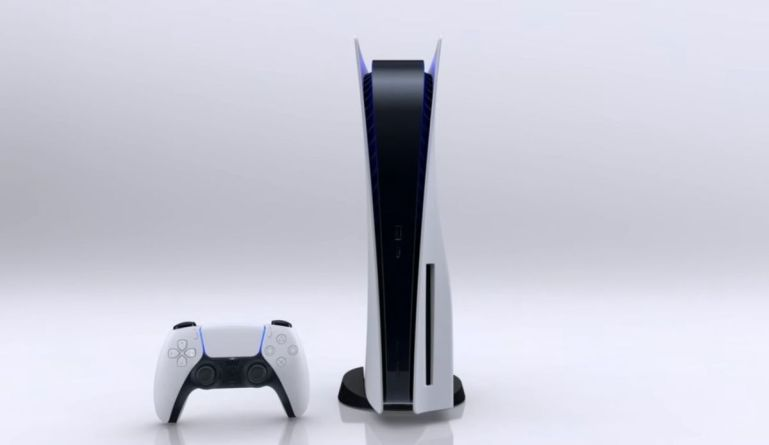 Ps5 Console Design