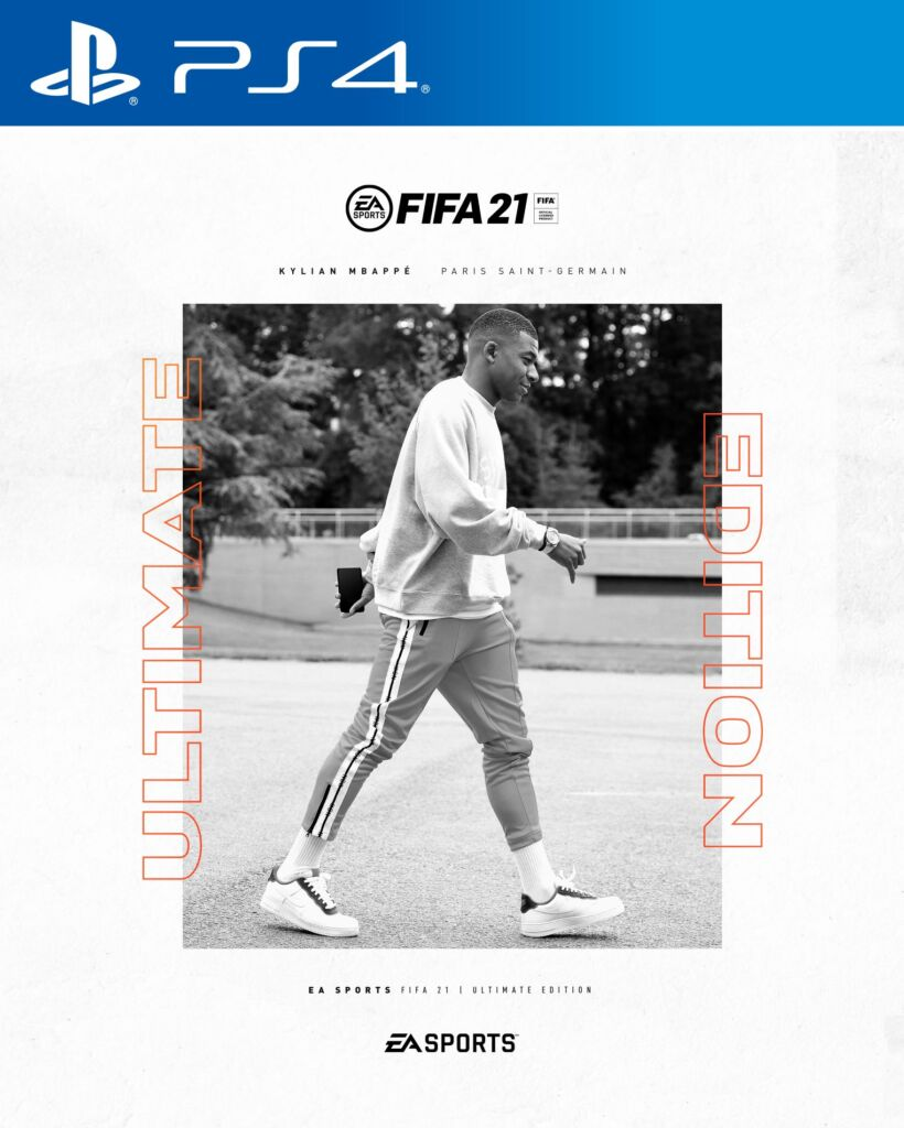 FIFA 21's Cover Continues EA's New Trend of Hideous Box Art