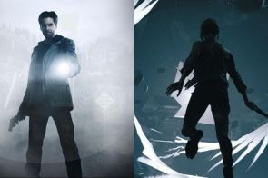 Alan Wake Control AWE
