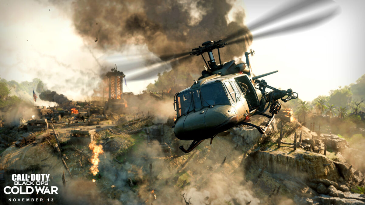 Fans are in an uproar over this Black Ops Cold War mode