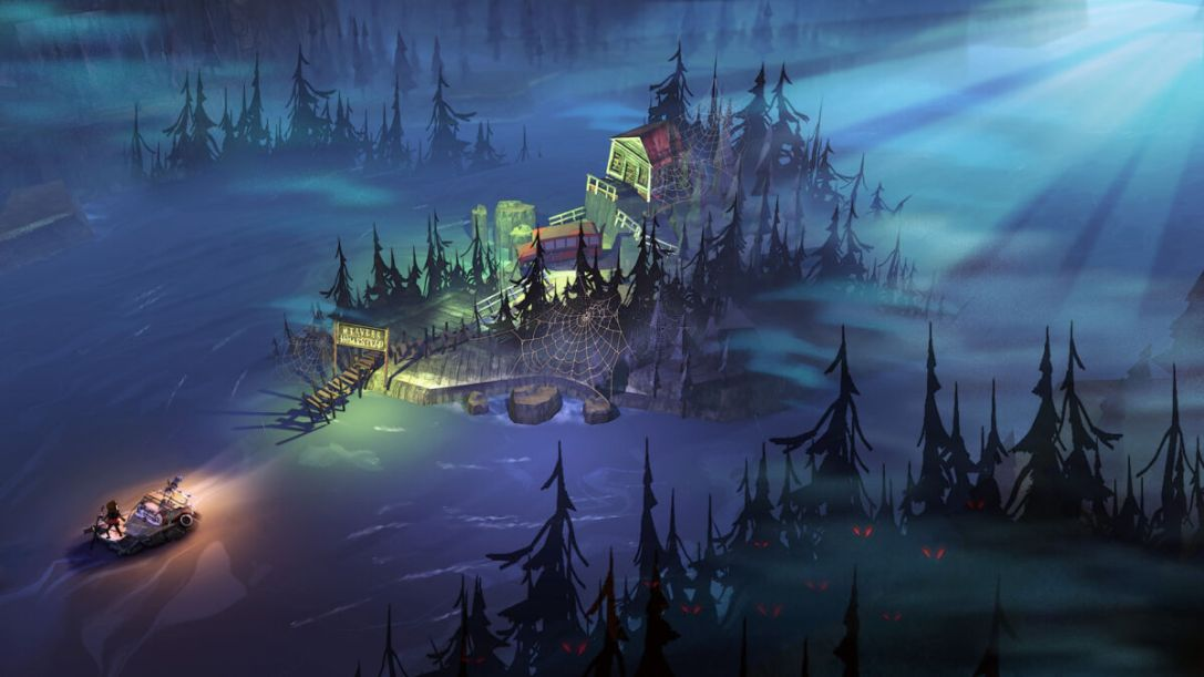 The Flame in the Flood survival game