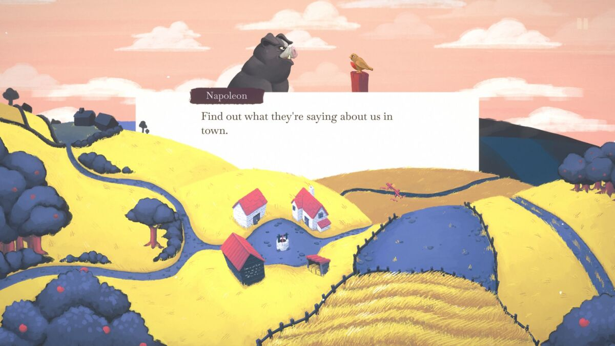George Orwell's Animal Farm Is Being Turned Into A Video Game