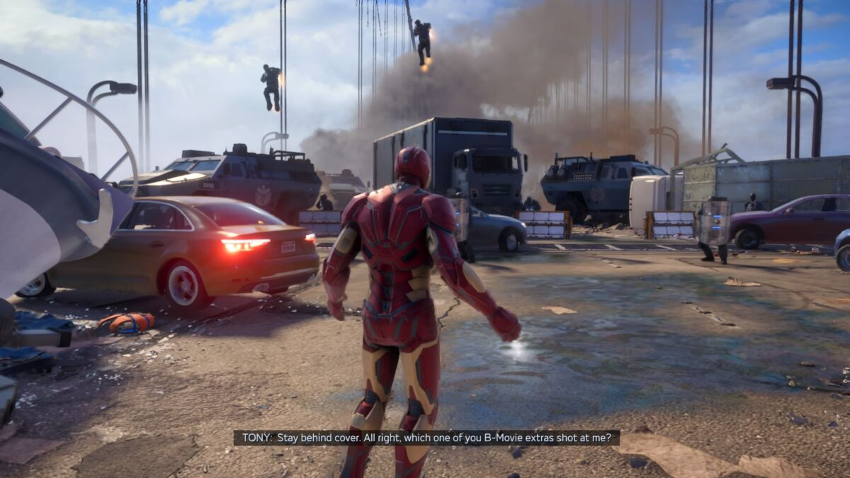 Marvel's Avengers out now | PC