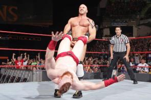 Sheamus (3) vs. Cesaro (3) Clash of Champions