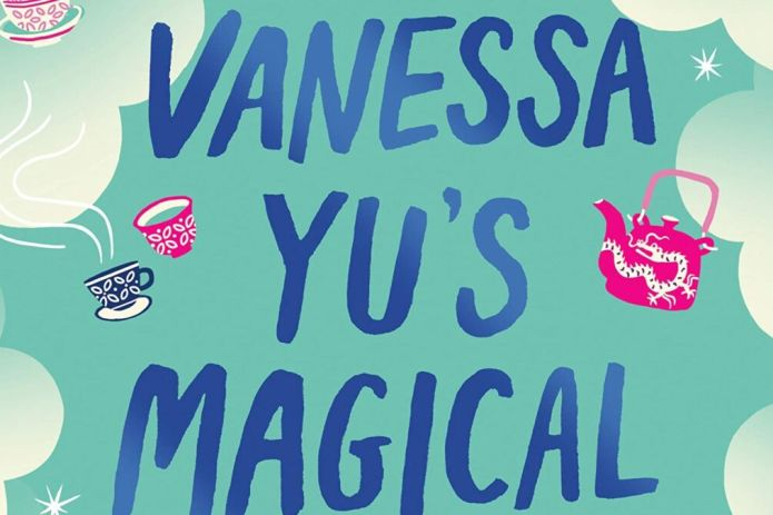 Vanessa Yu's Magical Paris Tea Shop by Roselle Lim