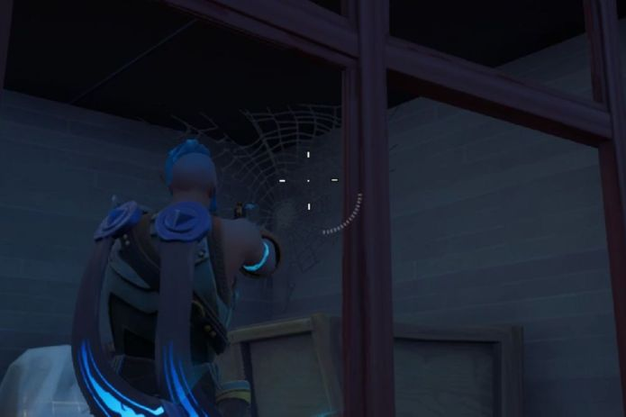 Fortnite The Authority Cobwebs Locations