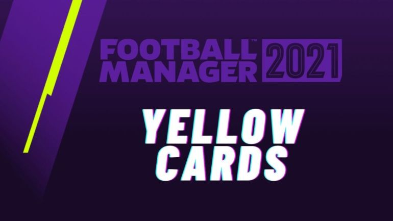 FM 21 Yellow Cards
