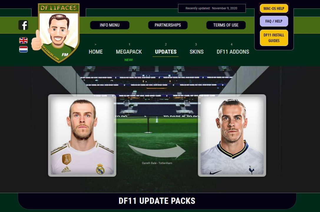 FM21 Real Faces Pack