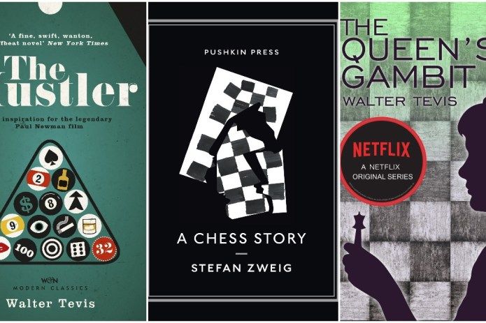 6 Books To Read If You Loved The Queen's Gambit