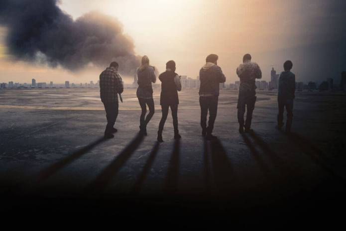 Black Summer Post-Apocalyptic Shows