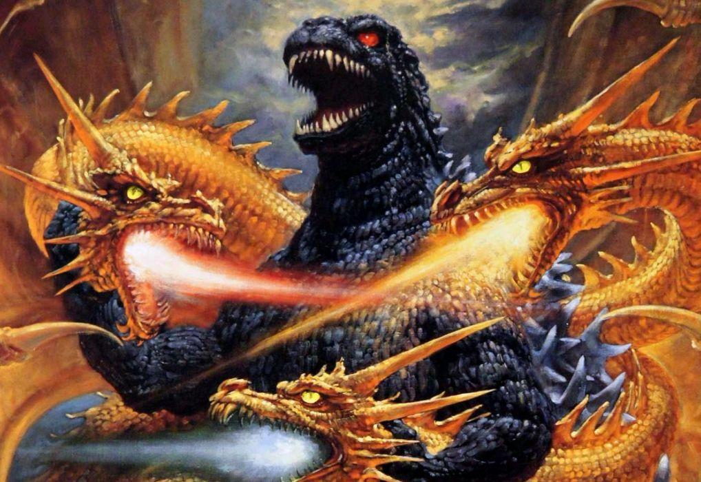 Godzilla vs King Ghidorah (1991)