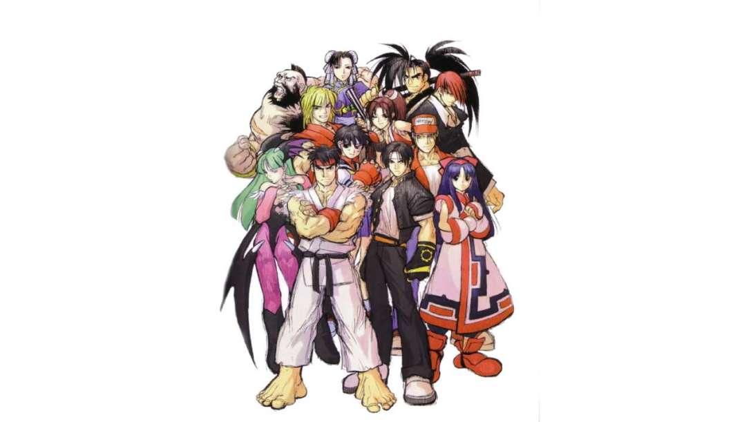 SNK Vs Capcom