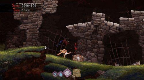 Ghosts 'n Goblins Resurrection 4