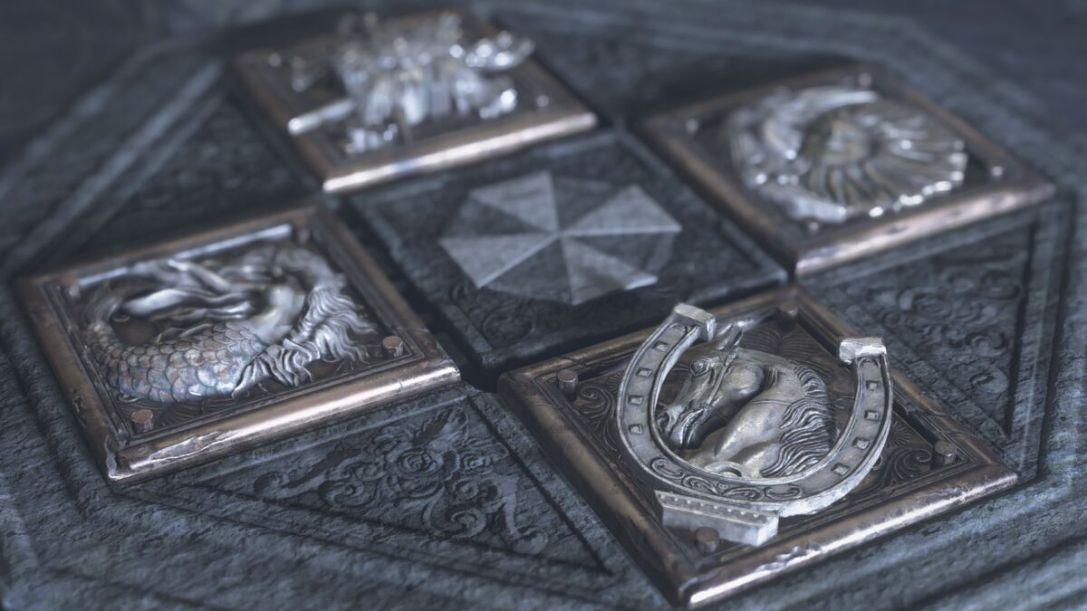 Resident Evil Village puzzles