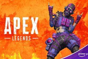 Apex Legends Octane Affliction