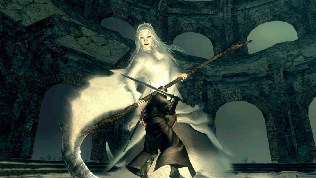 Crossbreed Priscilla — Dark Souls