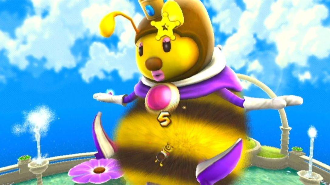 Honey Queen — Super Mario Galaxy