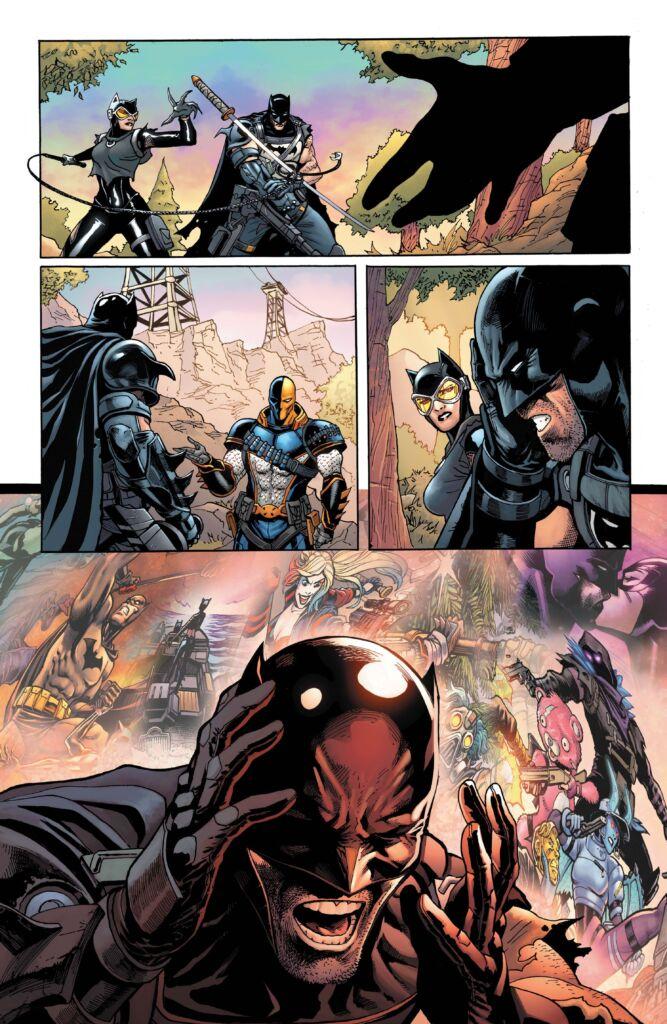 Batman fortnite # 4
