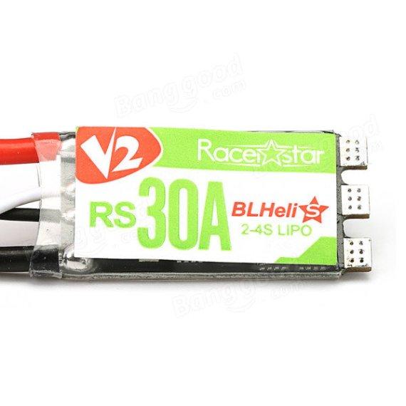 Acheter Racerstar RS30A V2 30A Blheli_S