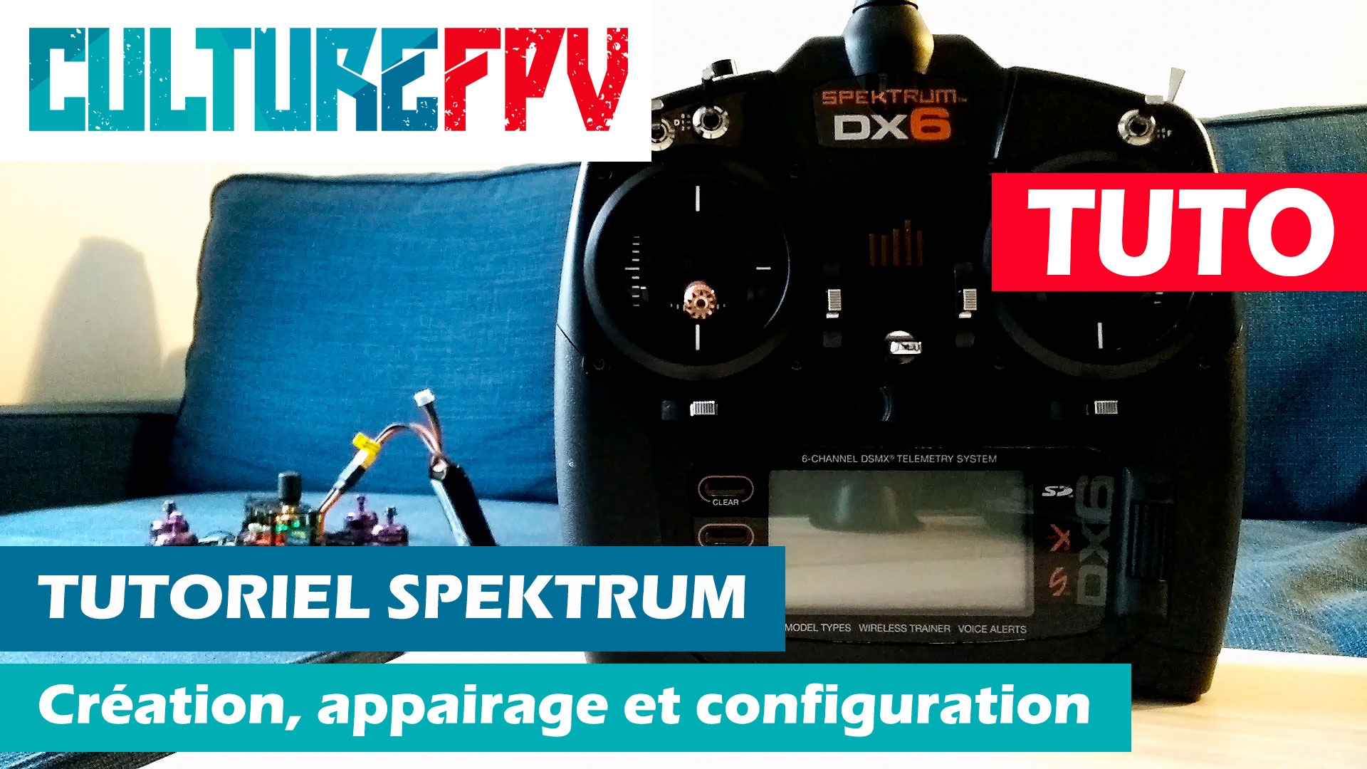tutoriel spektrum