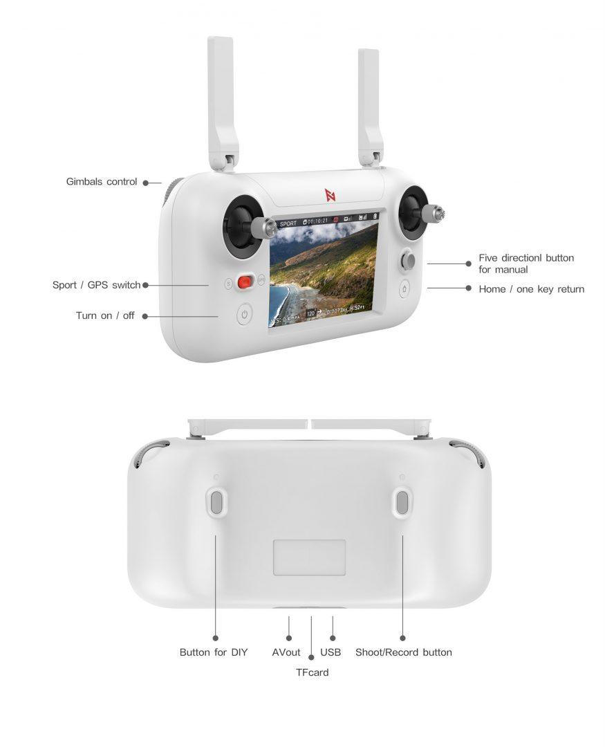 XIAOMI FIMI A3 - Un drone photo abordable - Culture FPV 0433ba64b09b