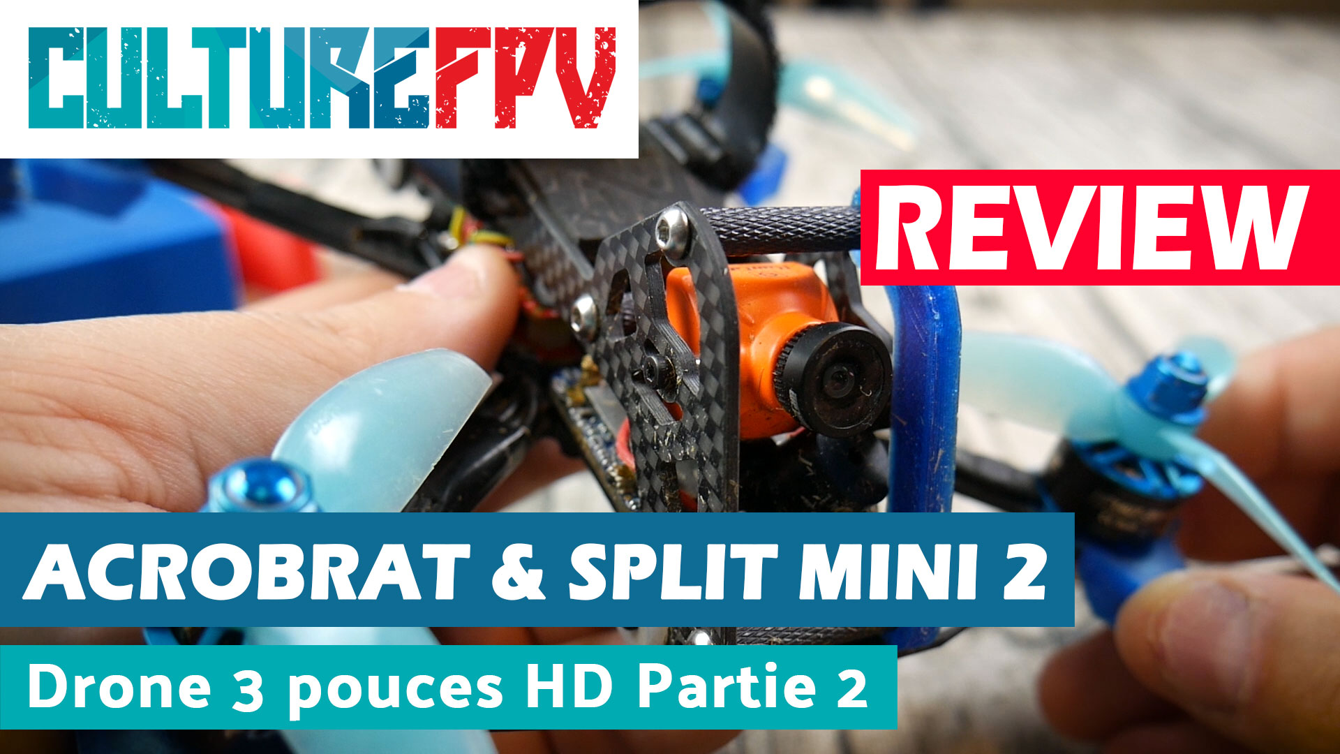 acrobrat split mini 2