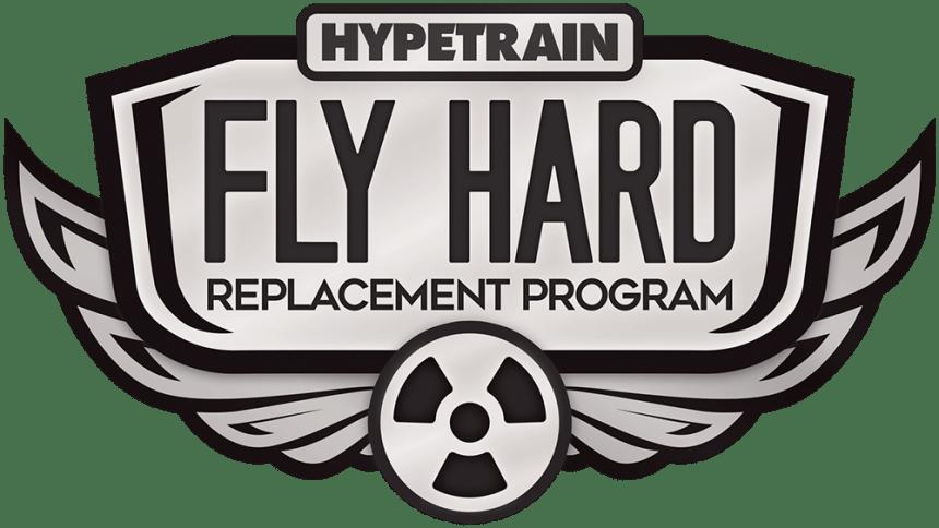 Hypetrain Blaster 2207 2450kv