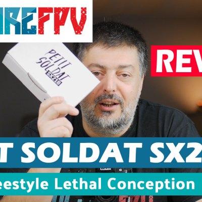 Frame Petit Soldat SX218 de Lethal conception