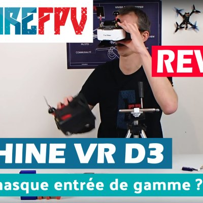 Eachine VR D3
