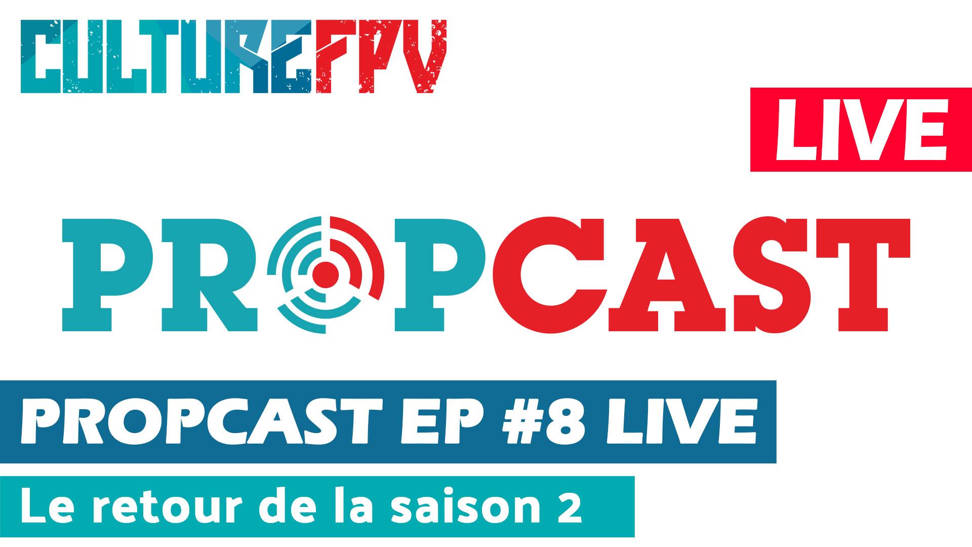 propcast 8