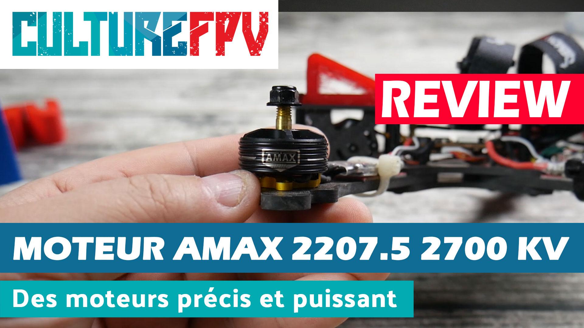 AMAX 2207.5 2700 KV