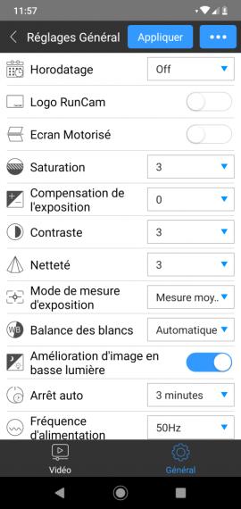 Runcam 5 App