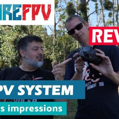 DJI FPV SYSTEM