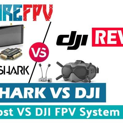 Byte Frost VS DJI FPV System