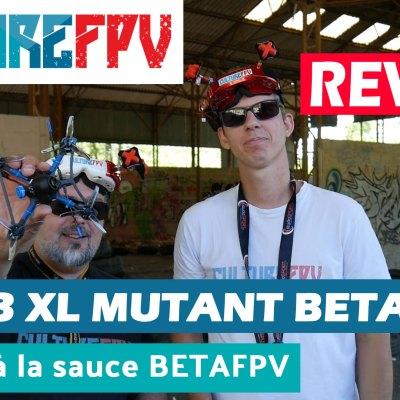 Betafpv twig XL 3 pouces