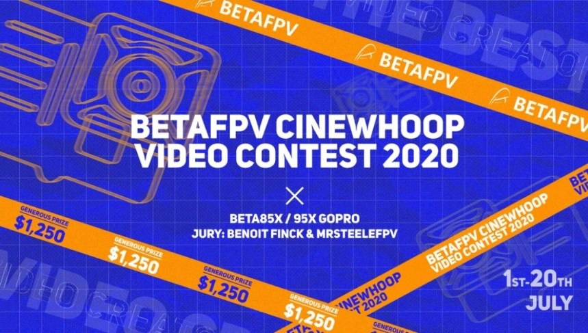 concours betafpv