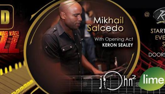 May 18/  Word and Jazz presents Mikhail Salcedo