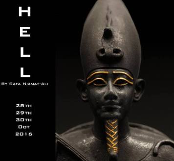 Hell - A play by Safa Niamat-Ali Directed by Cydelle Crosby