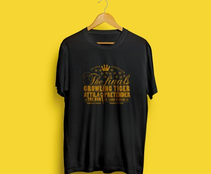 CALYPSO HERITAGE T-SHIRT BY CULTUREGO