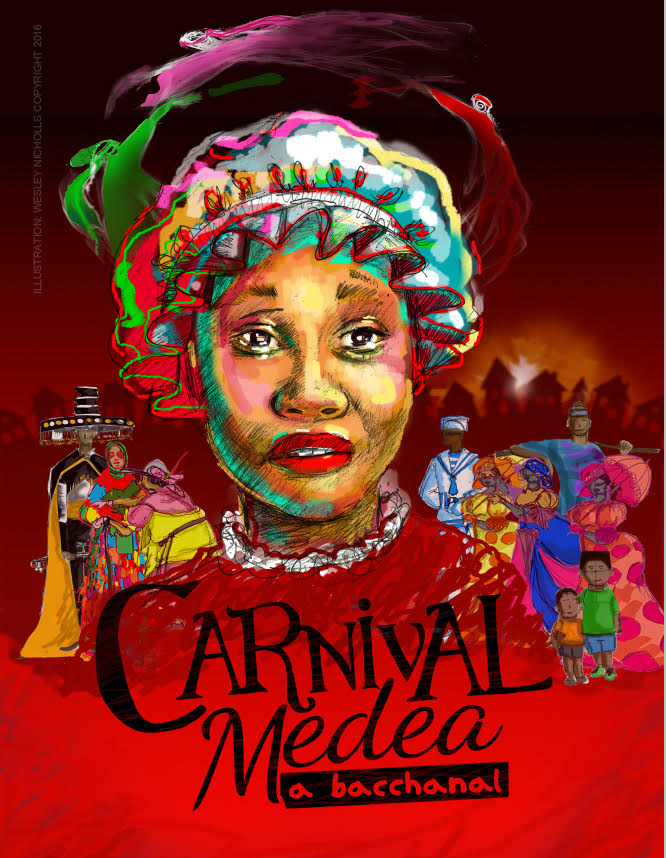 Carnival Medea- a bacchanal. Play