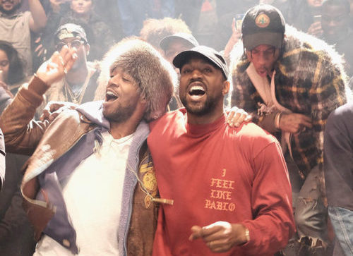 kanye west kid cudi travis scott
