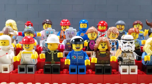 Lego Audience