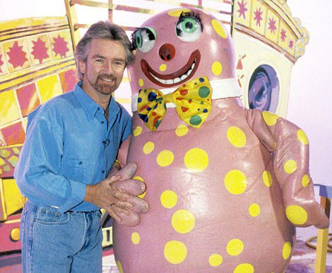 Mr Blobby & Noel Edmonds