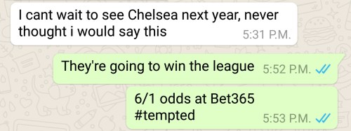 chelsea prediction