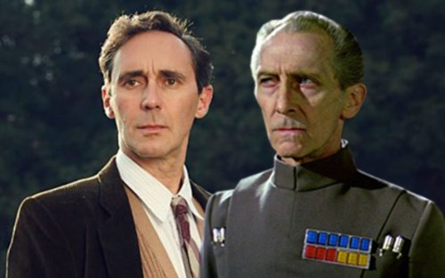 guy henry and peter cushing